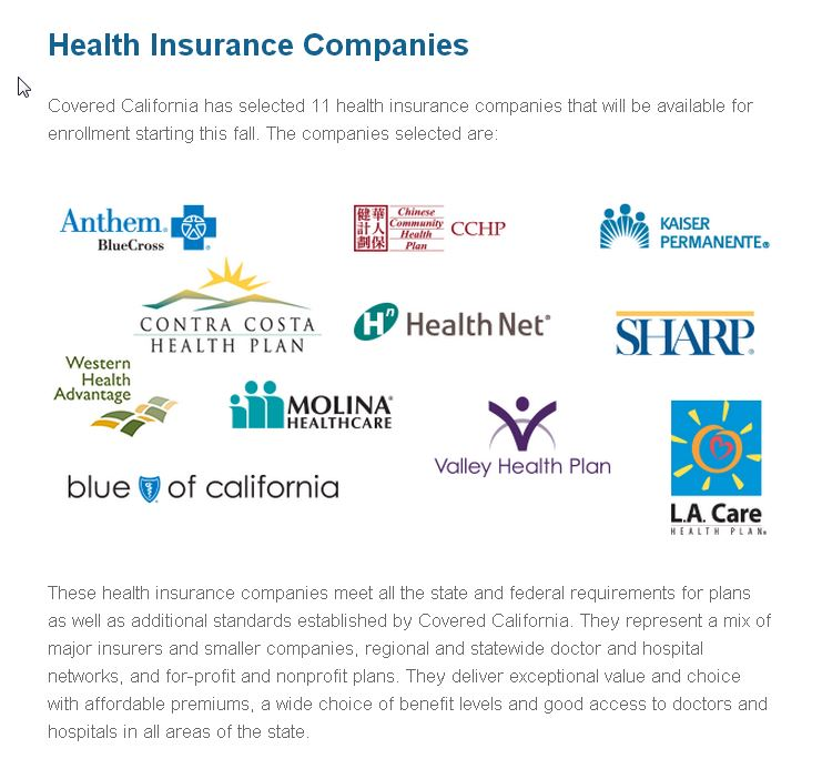 health-companies-participating