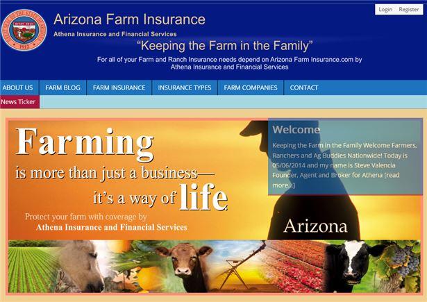Arizona Farm Insurance