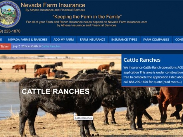 Nevada Farm Insurance