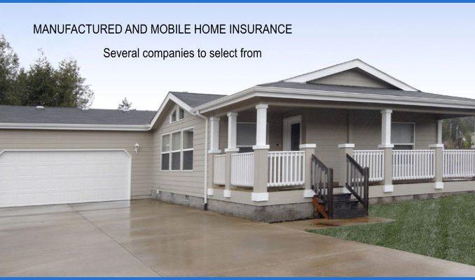 Mobile Home Insurance