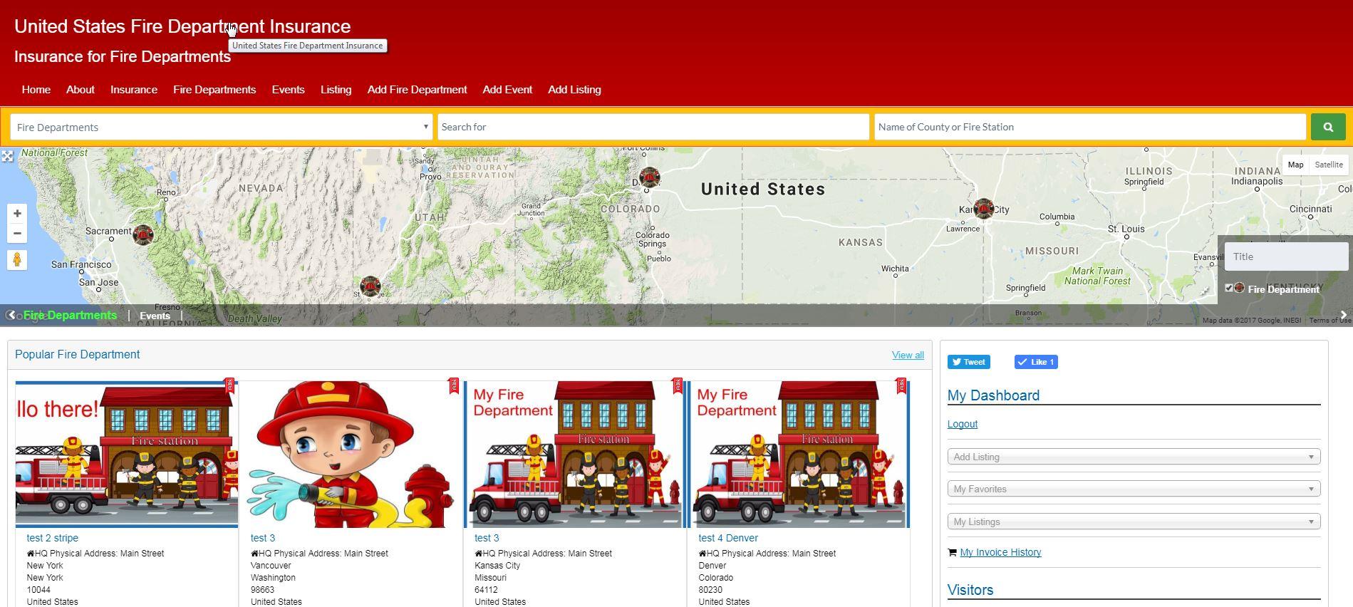 Fire Department Insurance